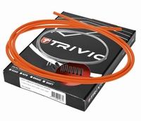 Trivio Shifterkabelset RVS Oranje