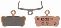 Koolstop Remblok Set KS-D293S Avid Metal X0