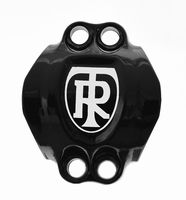 Ritchey Face Plate WCS 4-Axis Wet Black