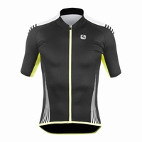 Giordana Sahara Black-White-Yellow Fluo