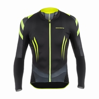 Giordana EXO System Compression Black-Yellow Fluo