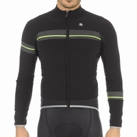 Giordana FR-C Pro Winter Black-Yellow Fluo