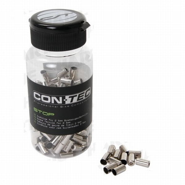 Contec Kabelstoppers Brake 5mm Messing