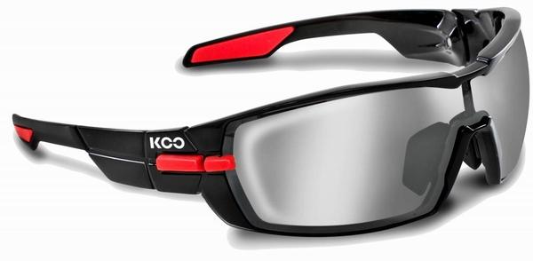 Kask KOO Open Black-Red