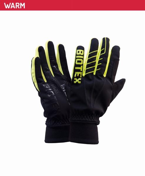 Biotex Super Warm Black-Yellow