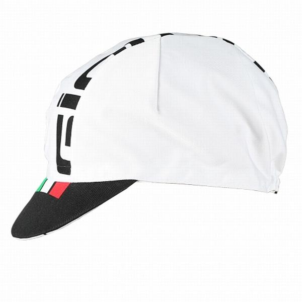 Giordana Logo Cottom Cap White