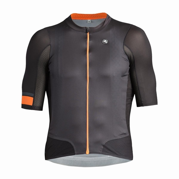 Giordana NX-G Air Charcoal-Orange