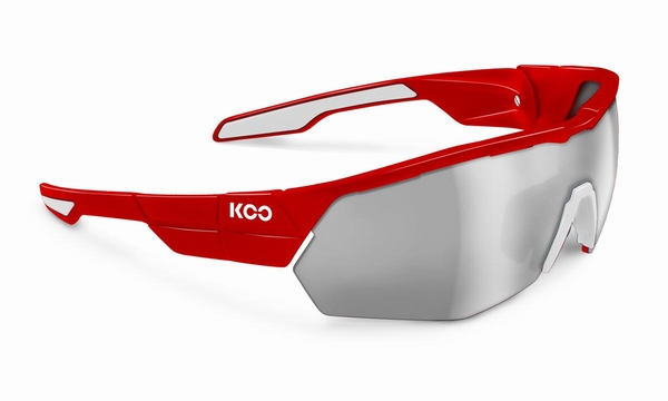 Kask KOO Open Cube Red