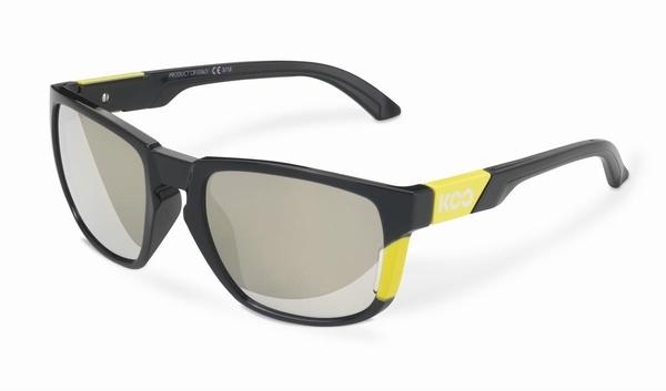 Kask KOO California Black-Yellow