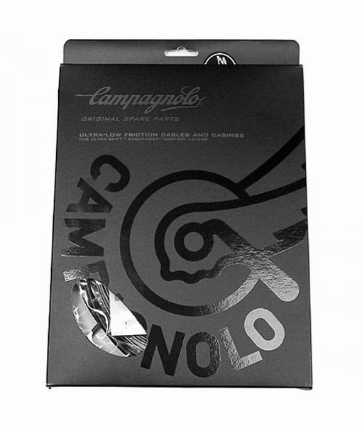 Campagnolo Kabelset Ergopower Ultra Shift 11V Zwart