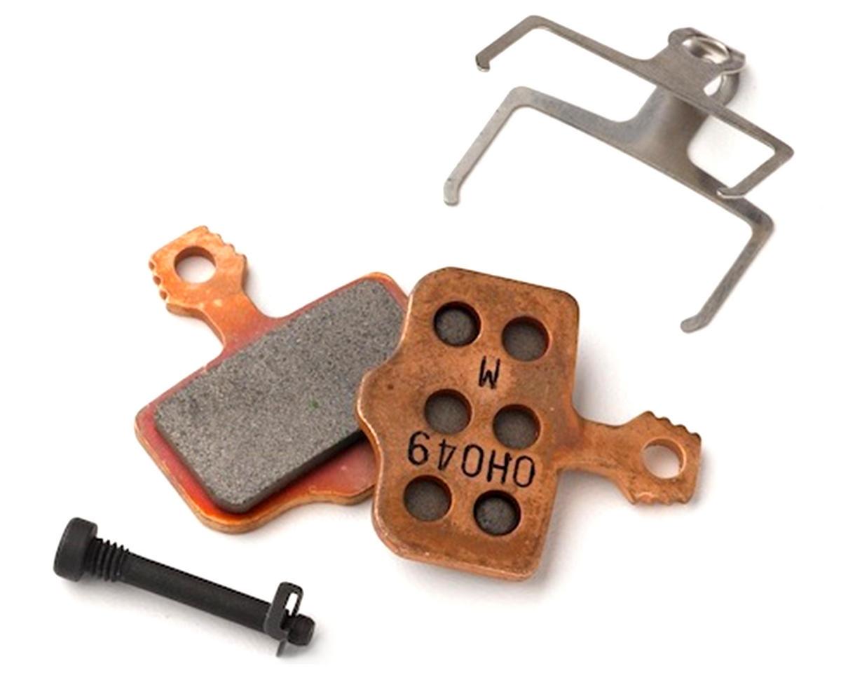 Avid Remblok Set Metal Elixir/XX/X0/DB1/DB3/DB5