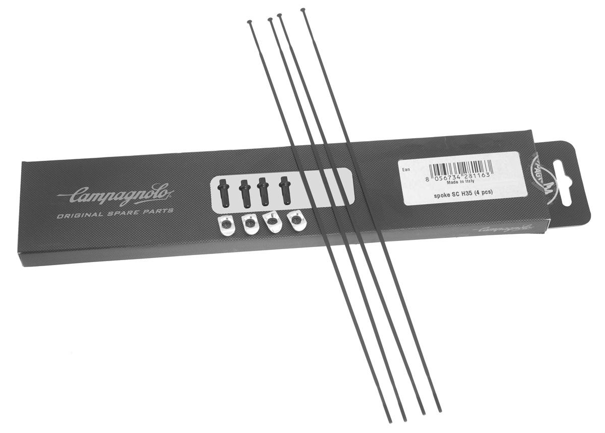 Campagnolo Mini Spaakkit Scirocco 35 Voorwiel