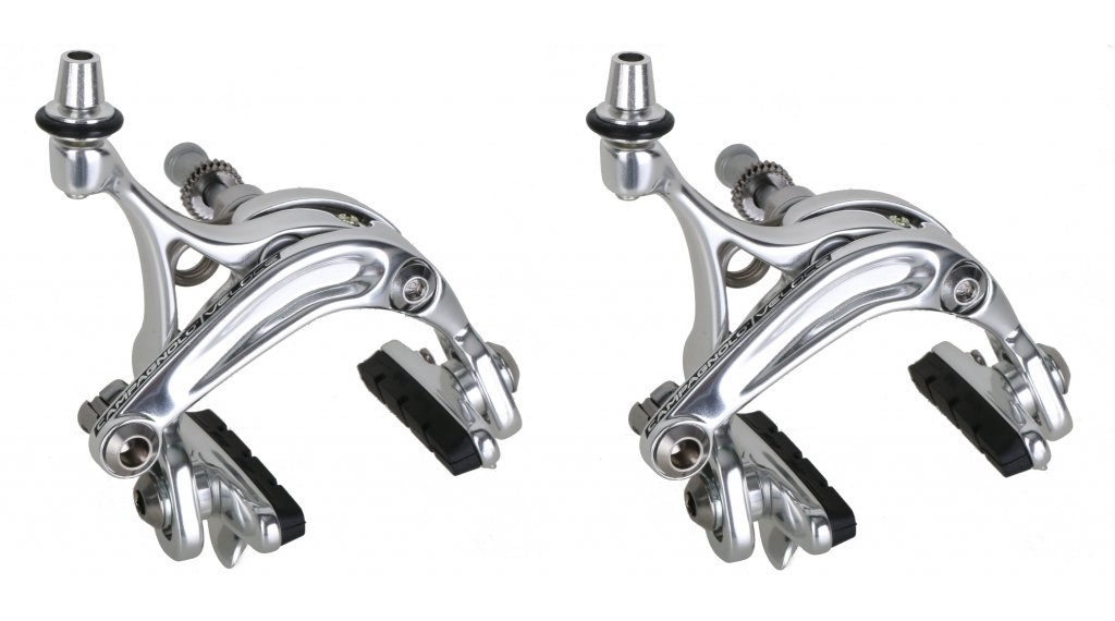 Campagnolo Veloce Dual Pivot Zilver Remset