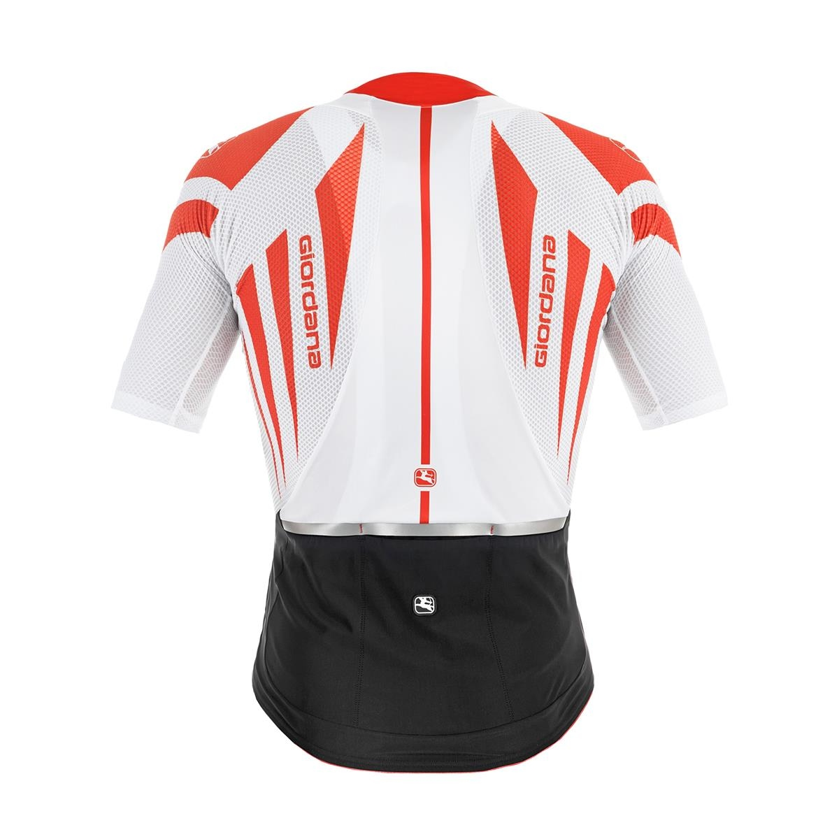 Giordana EXO System Compression White-Red
