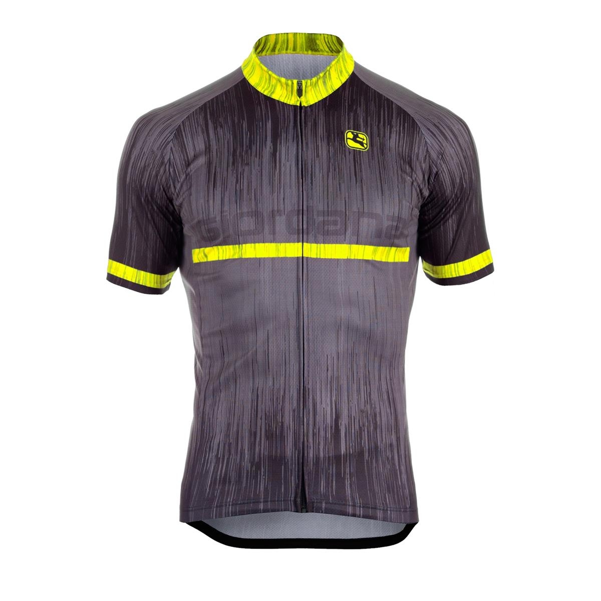"Giordana Trade ""Inox"" Vero Black-Yellow Fluo"