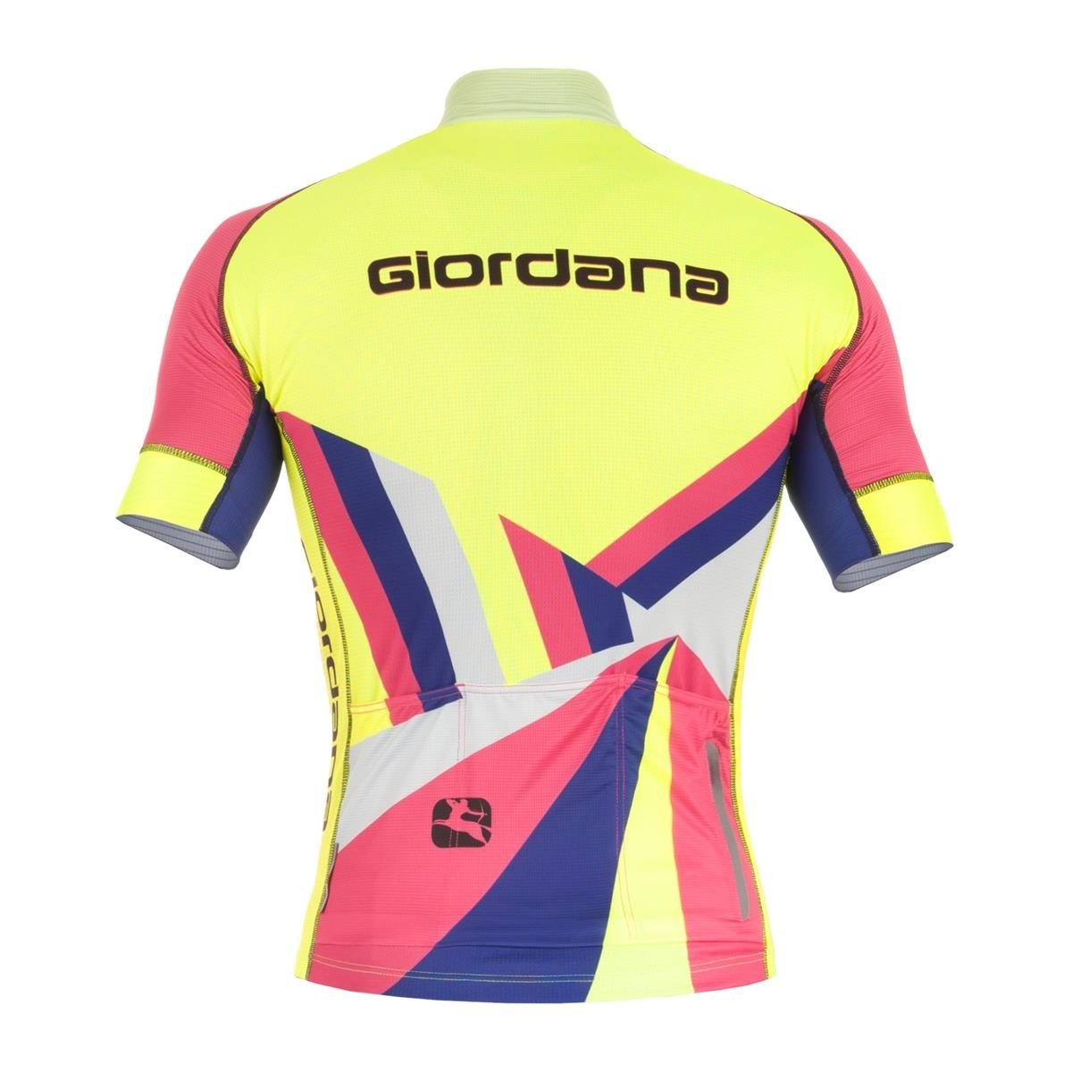 Giordana Trade FR-C Heritage Yellow-Pink-Green-Blue Fluo