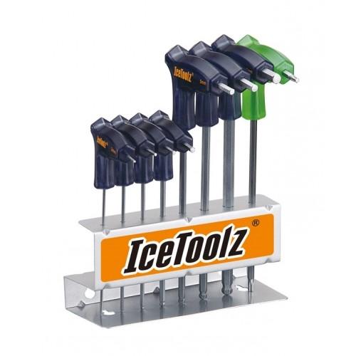 Icetoolz Inbussleutelset Twin Head