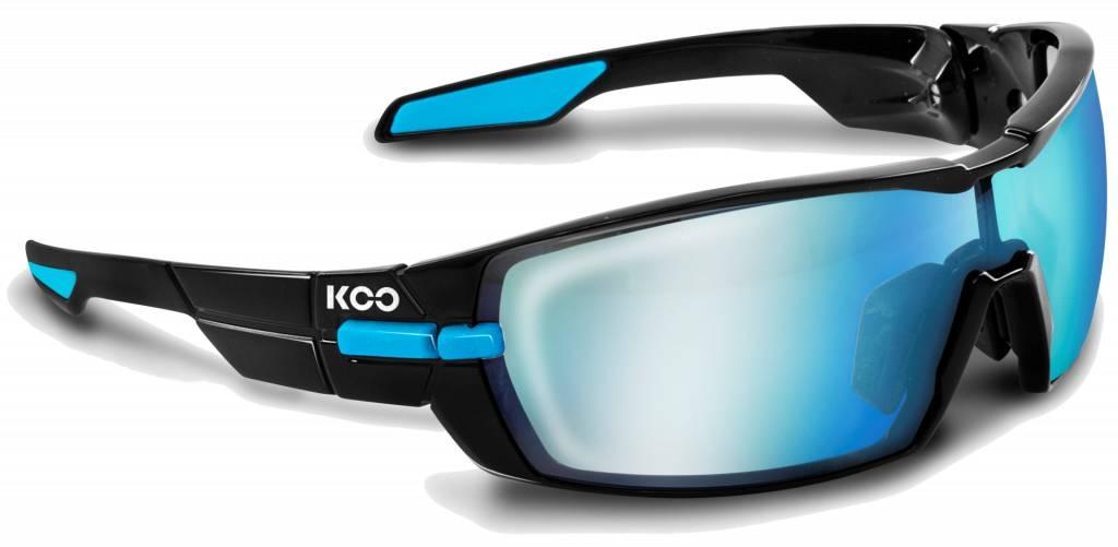 Kask KOO Open Black-Light Blue