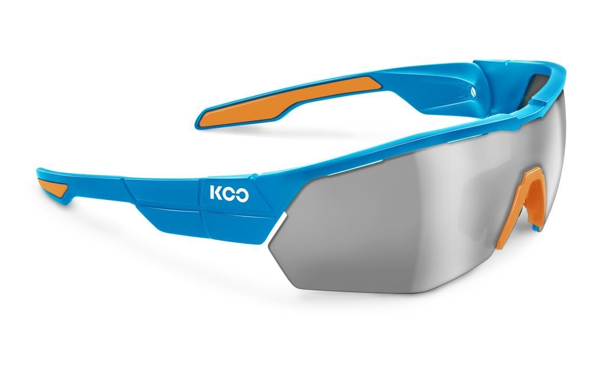 Kask KOO Open Cube Light Blue-Orange