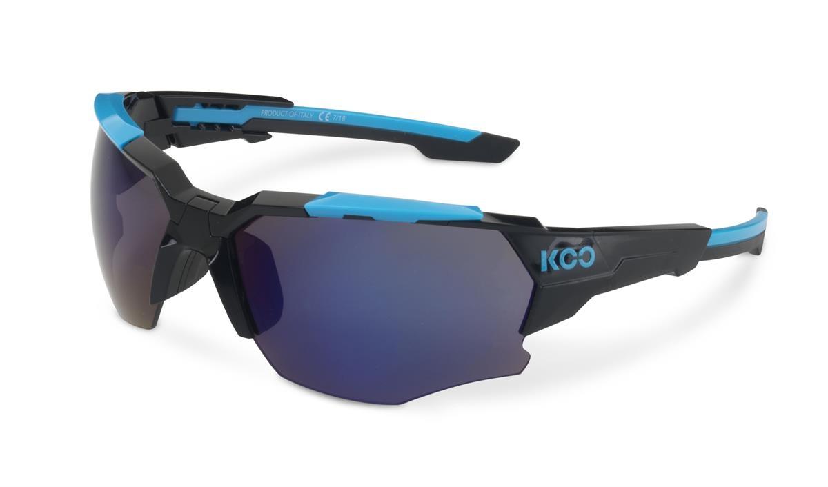 Kask KOO Orion Black-Light Blue