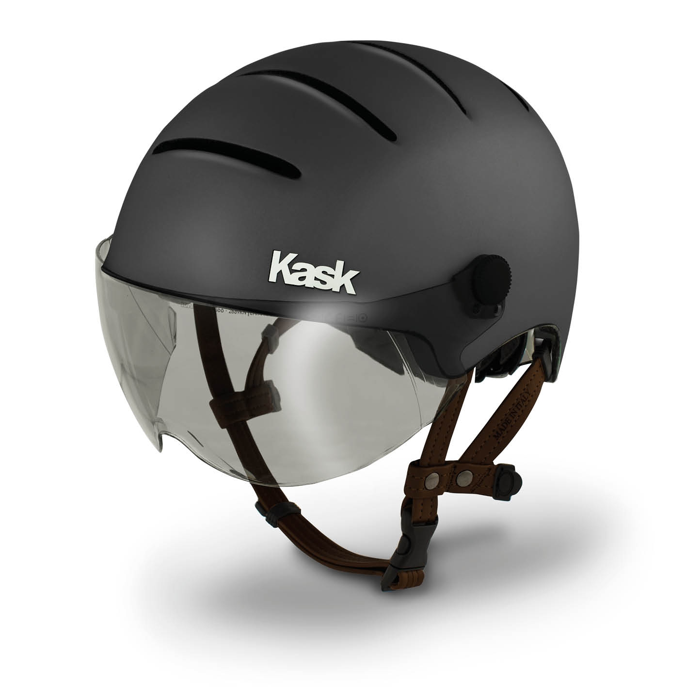 Kask Lifistyle Anthracite Mat