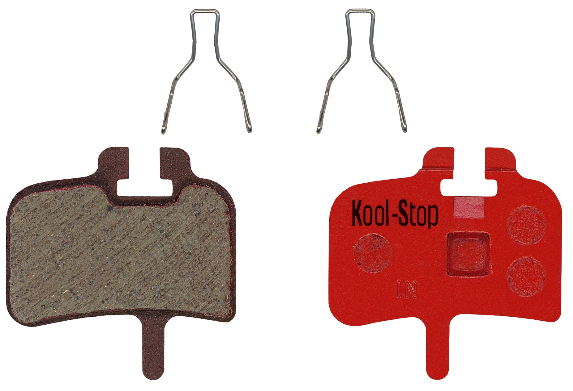 Koolstop Remblok Set KS-D200 Hayes Organic