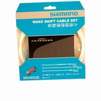 Shimano Shifterkabelset Ultegra 6800 Polymer Wit