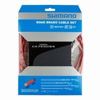 Shimano Remkabelset Ultegra 6800 Polymer Rood