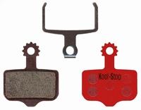 Koolstop Remblok Set KS-D296 Avid Organic Elixer 1