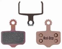Koolstop Remblok Set KS-D296S Avid Metal Elixer 1