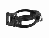 Trivio Klemband 34.9mm Zwart