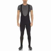 Giordana AV Full Windfront Bib Tight Black