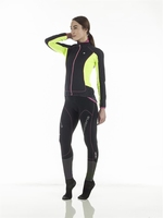 Giordana AV 100 Black-Yellow Fluo