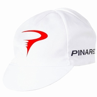 Pinarello Cap Pina White/Red