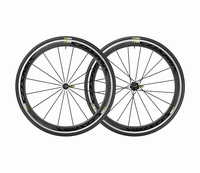 Mavic Cosmic Pro Carbon 45mm Zwart
