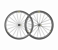 Mavic Ksyrium Elite UST 22/25mm Zwart