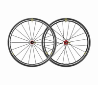Mavic Ksyrium Elite UST 22/25mm Rood