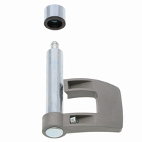 Tacx Frame Fixation Lever Grey