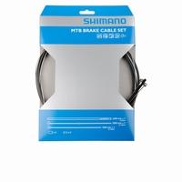 Shimano Remkabelset Zwart